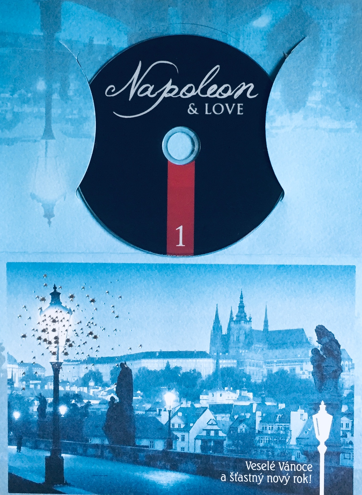 Napoleon a jeho lásky 1 - DVD /dárkový obal/