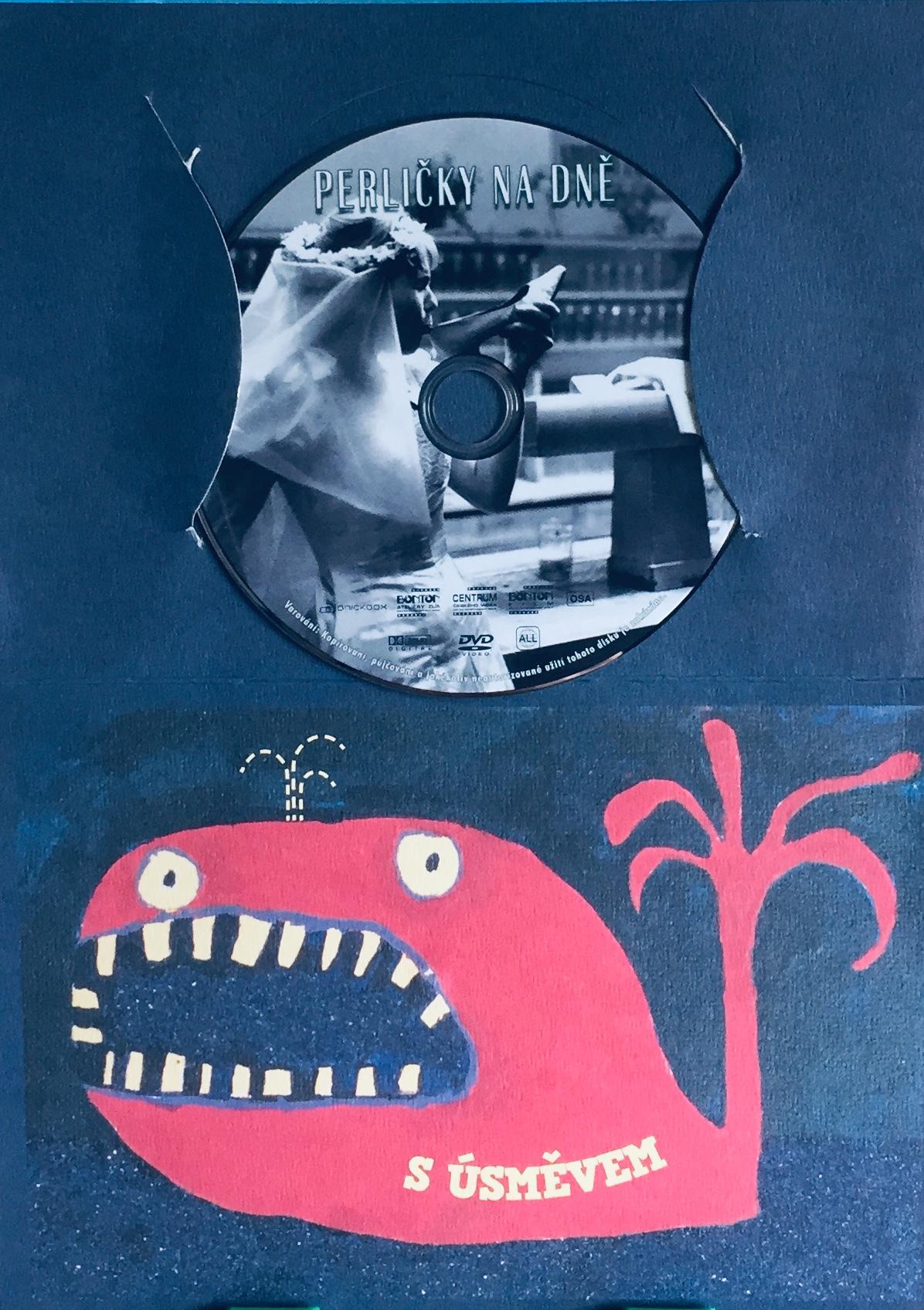 Perličky na dně - DVD /dárkový obal/