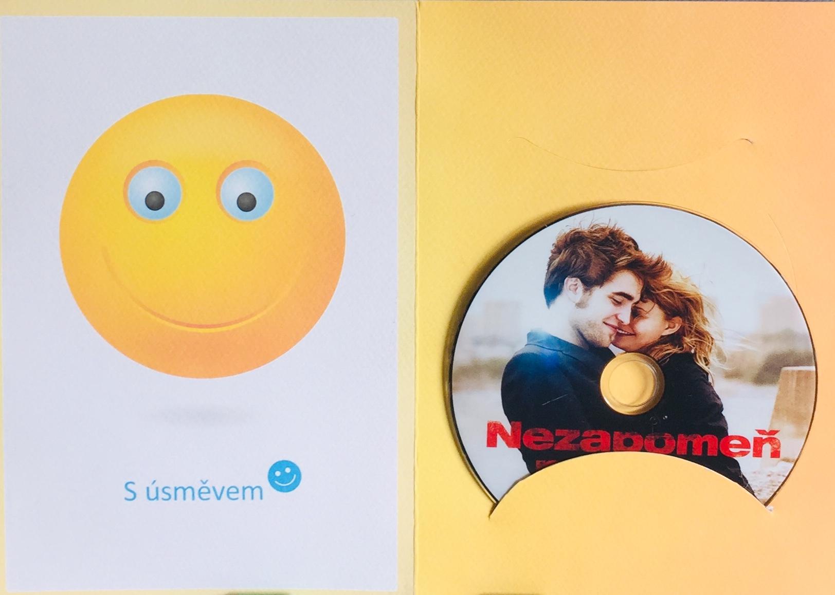 Nezapomeň na mě - DVD /dárkový obal/