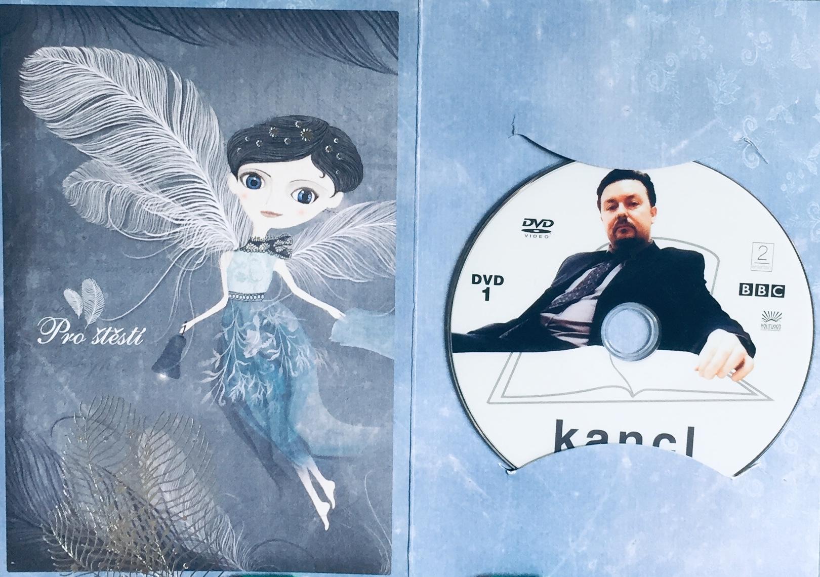 Kancl - 1. série - 1 - DVD /dárkový obal/