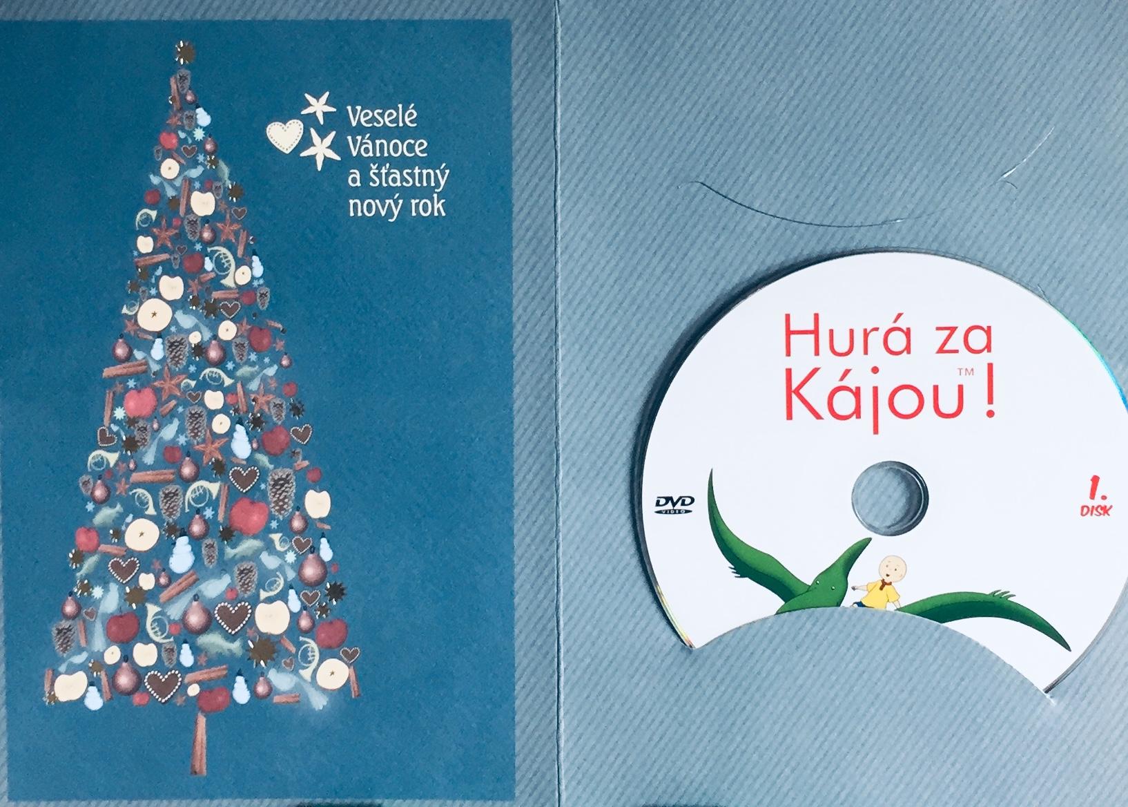 Hurá za Kájou! 1 - DVD /dárkový obal/