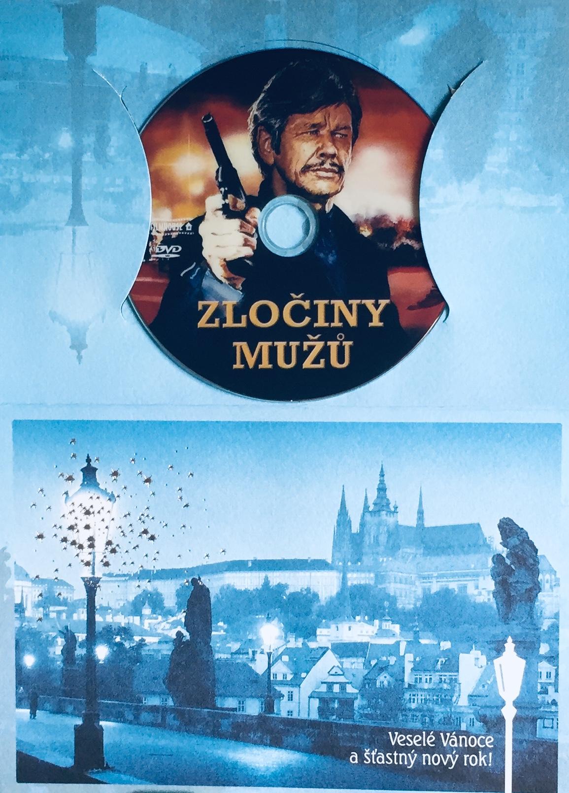 Zločiny mužů - DVD /dárkový obal/