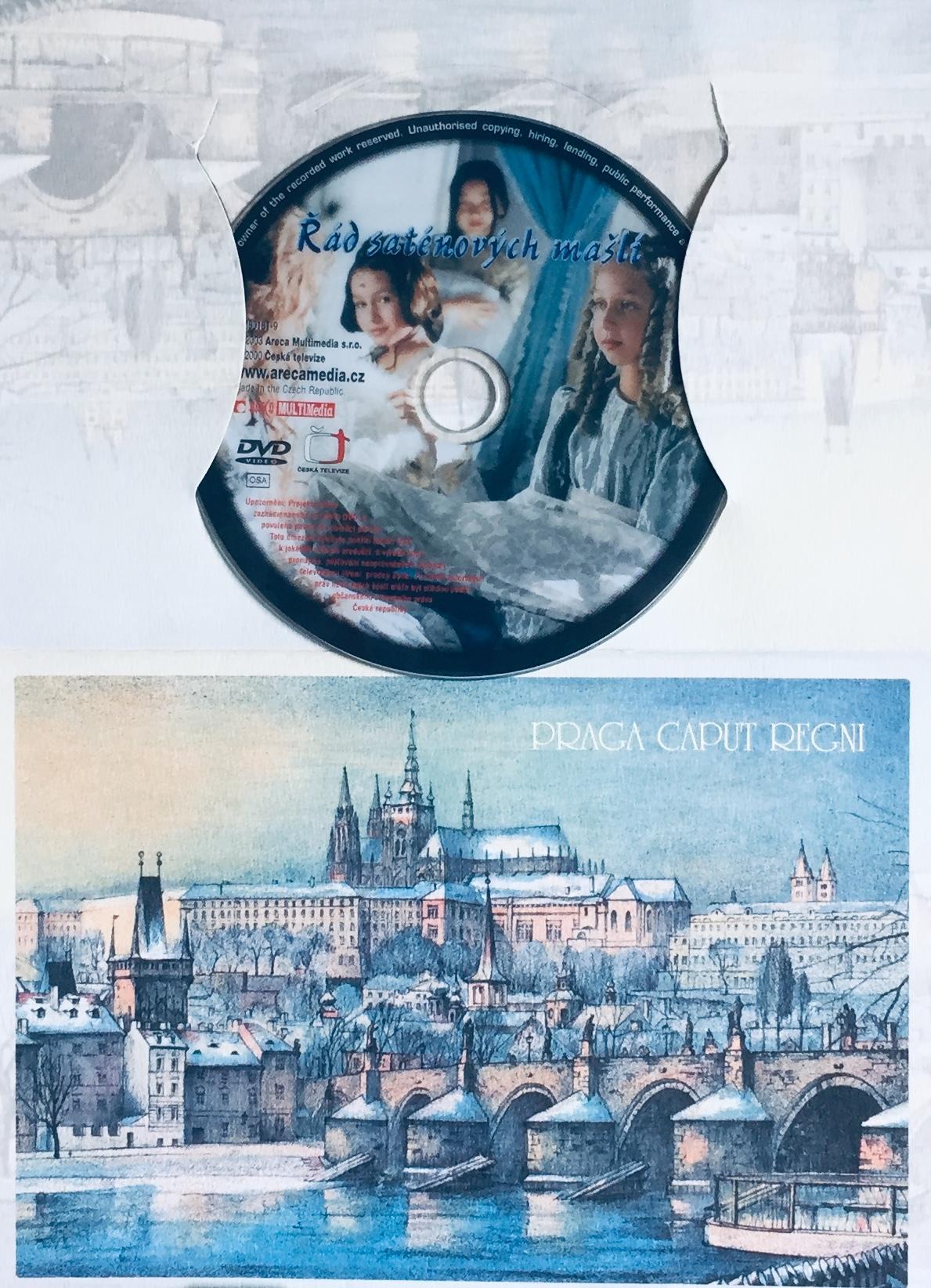 Řád saténových mašlí - DVD /dárkový obal/