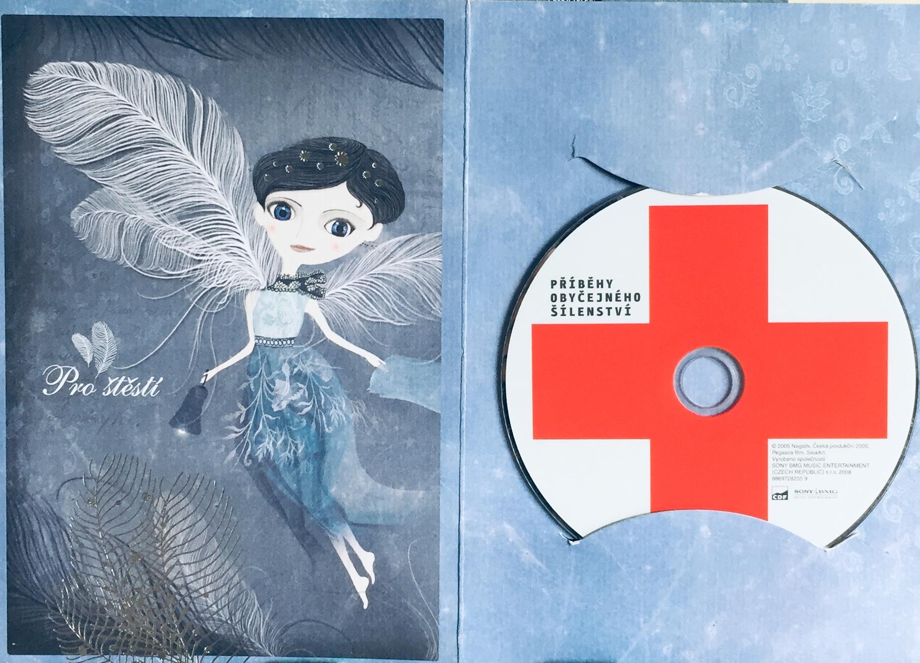 Příběhy obyčejného šílenství - DVD /dárkový obal/