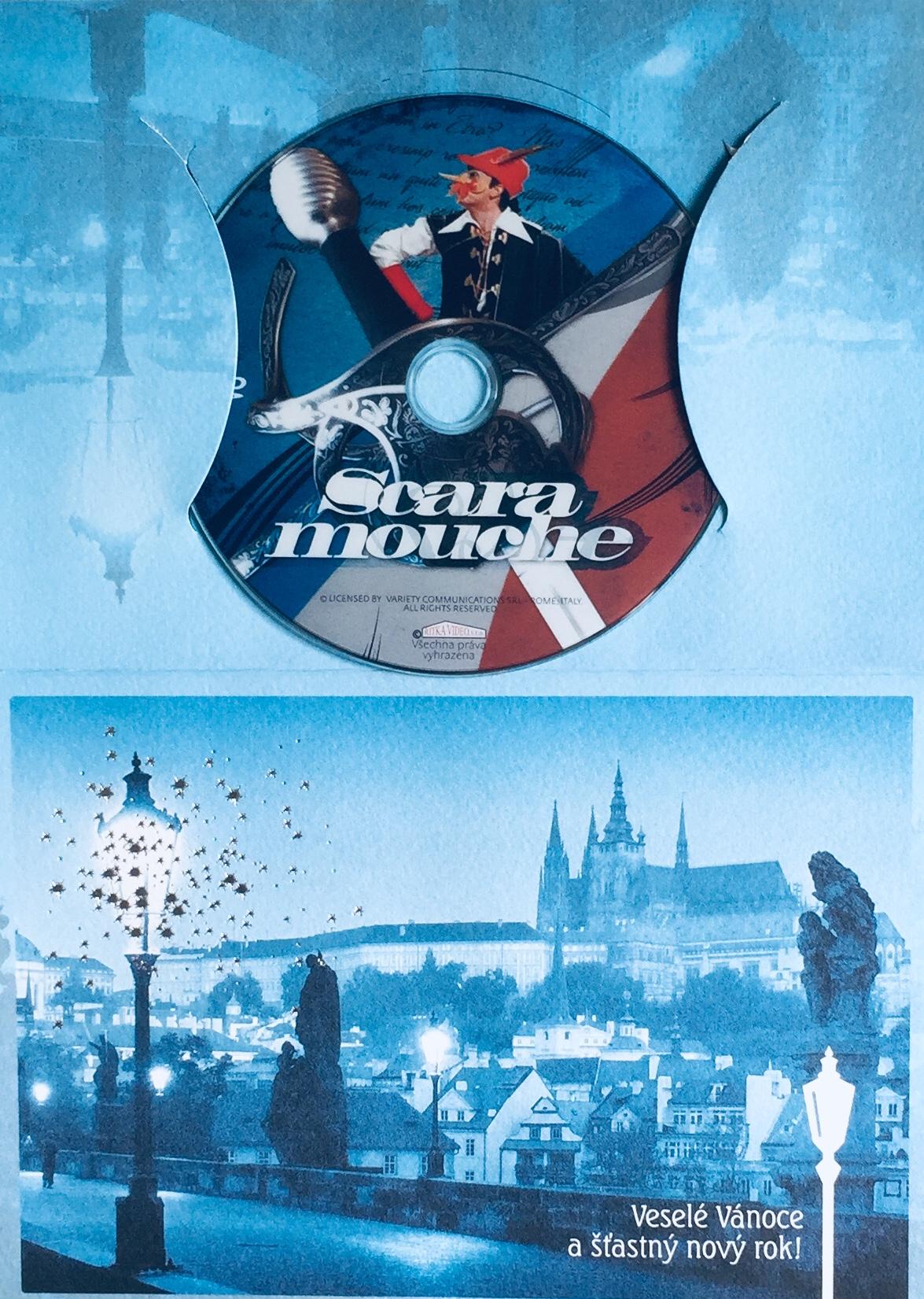 Scaramouche - DVD /dárkový obal/