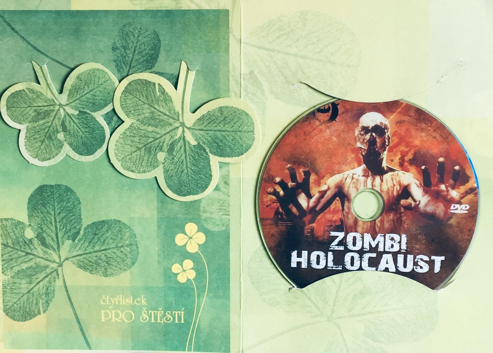 Zombi holocaust - DVD /dárkový obal/