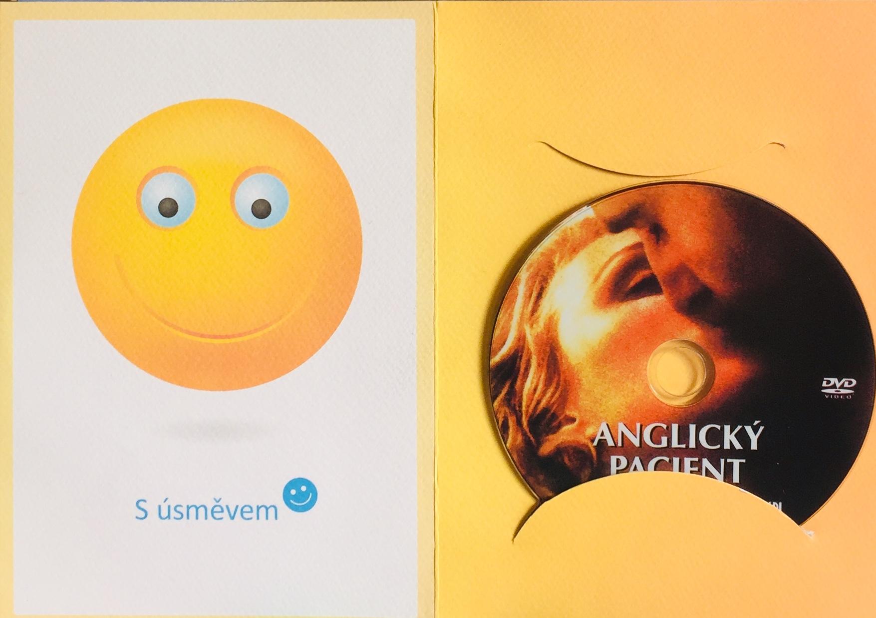 Anglický pacient - DVD /dárkový obal/