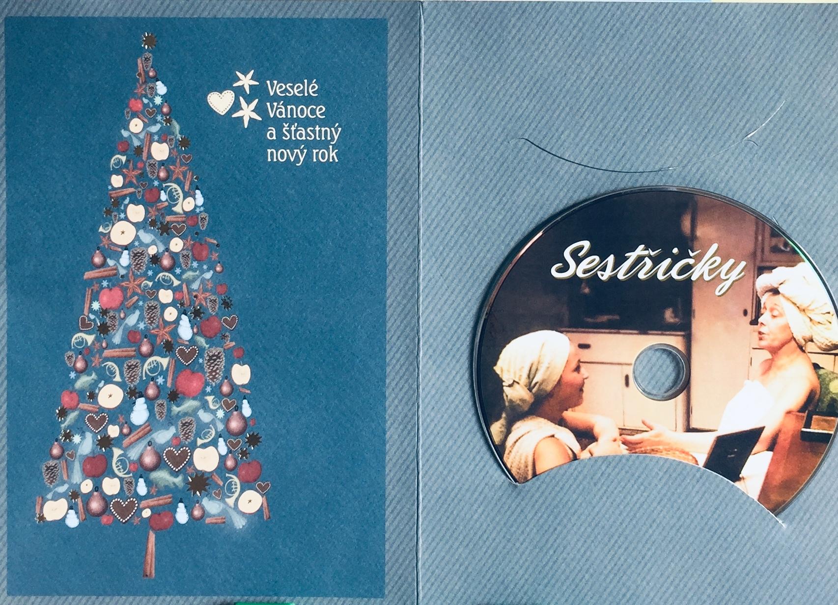 Sestřičky - DVD /dárkový obal/