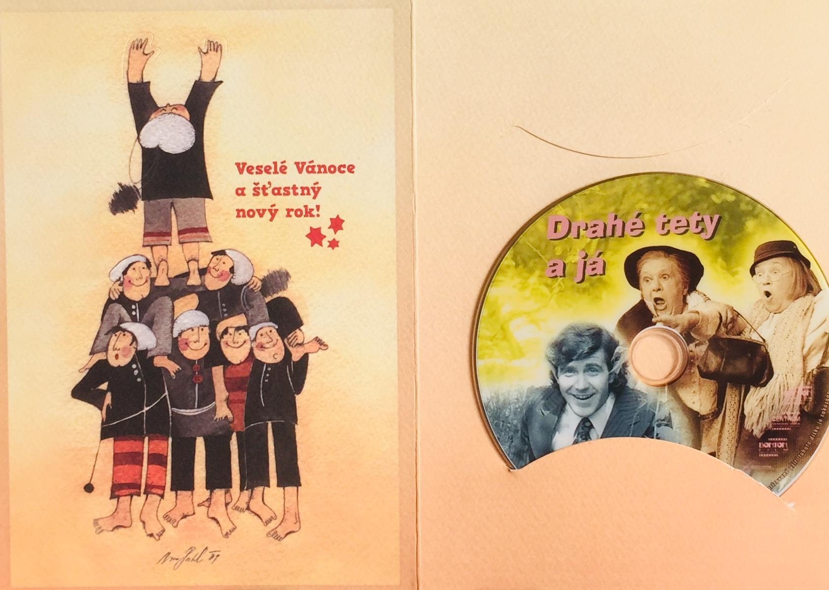 Drahé tety a já - DVD /dárkový obal/