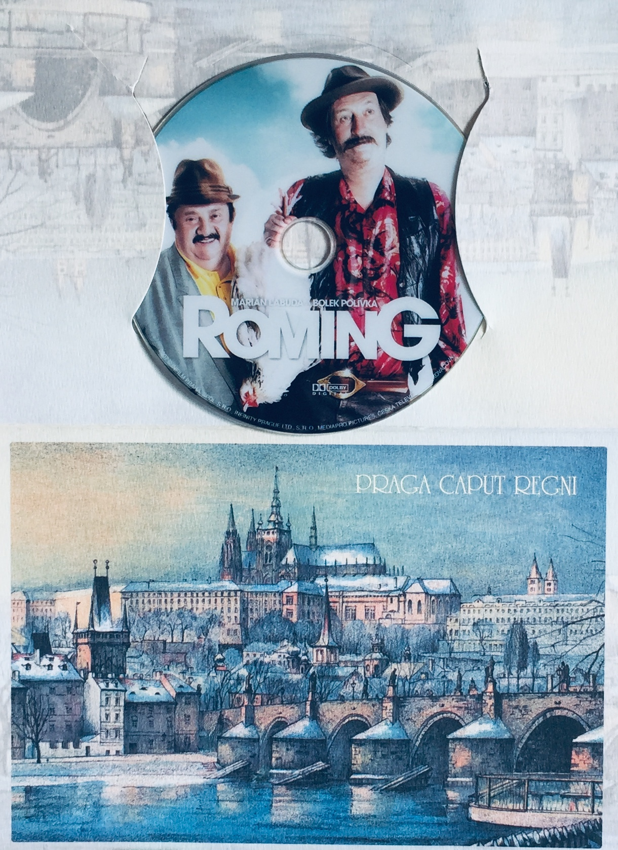 Roming - DVD /dárkový obal/