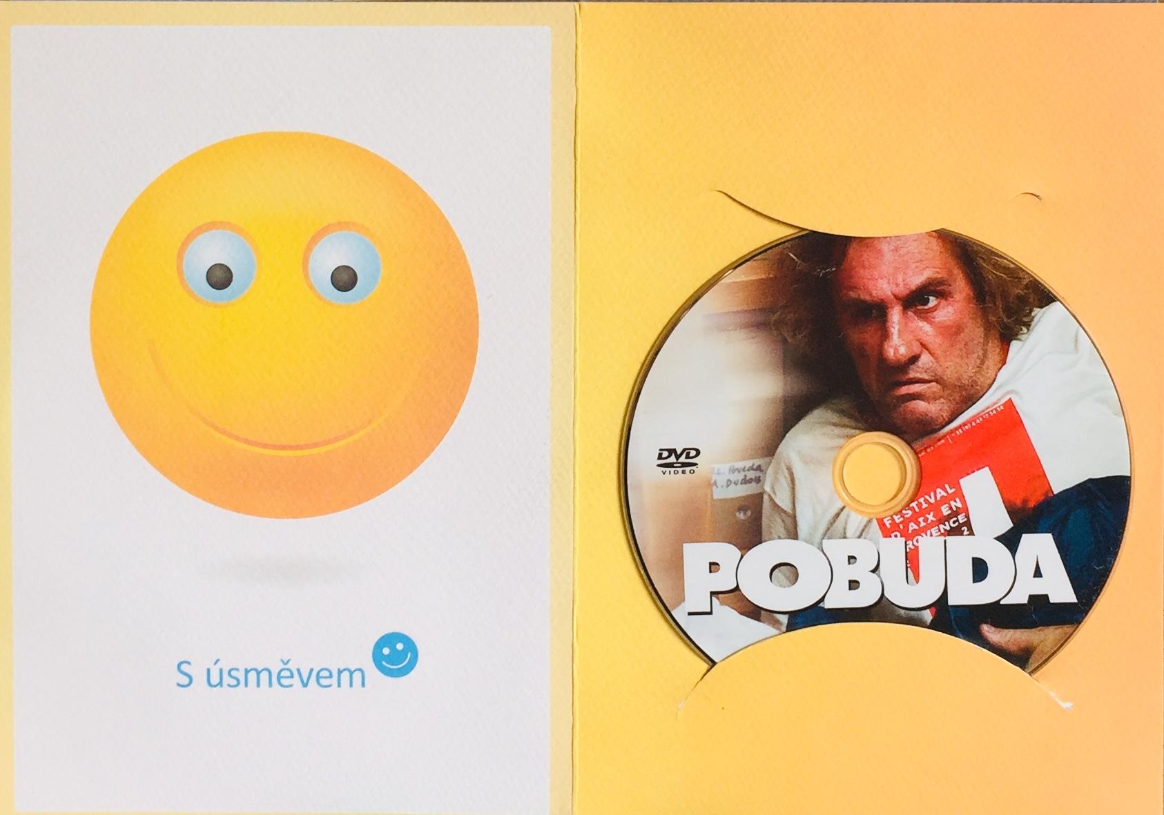 Pobuda - DVD /dárkový obal/