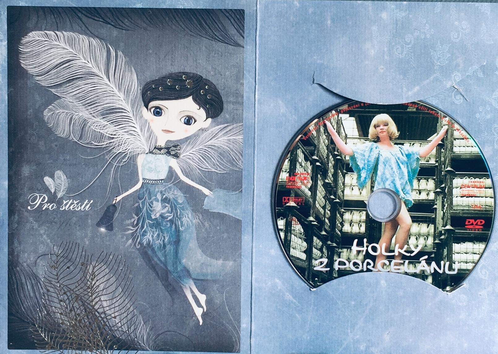 Holky z porcelánu - DVD /dárkový obal/
