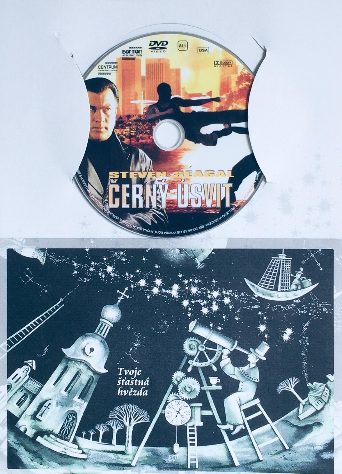 Černý úsvit - DVD /dárkový obal/