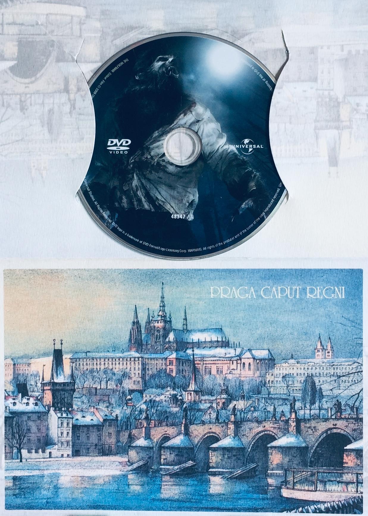 Vlkodlak - DVD /dárkový obal/