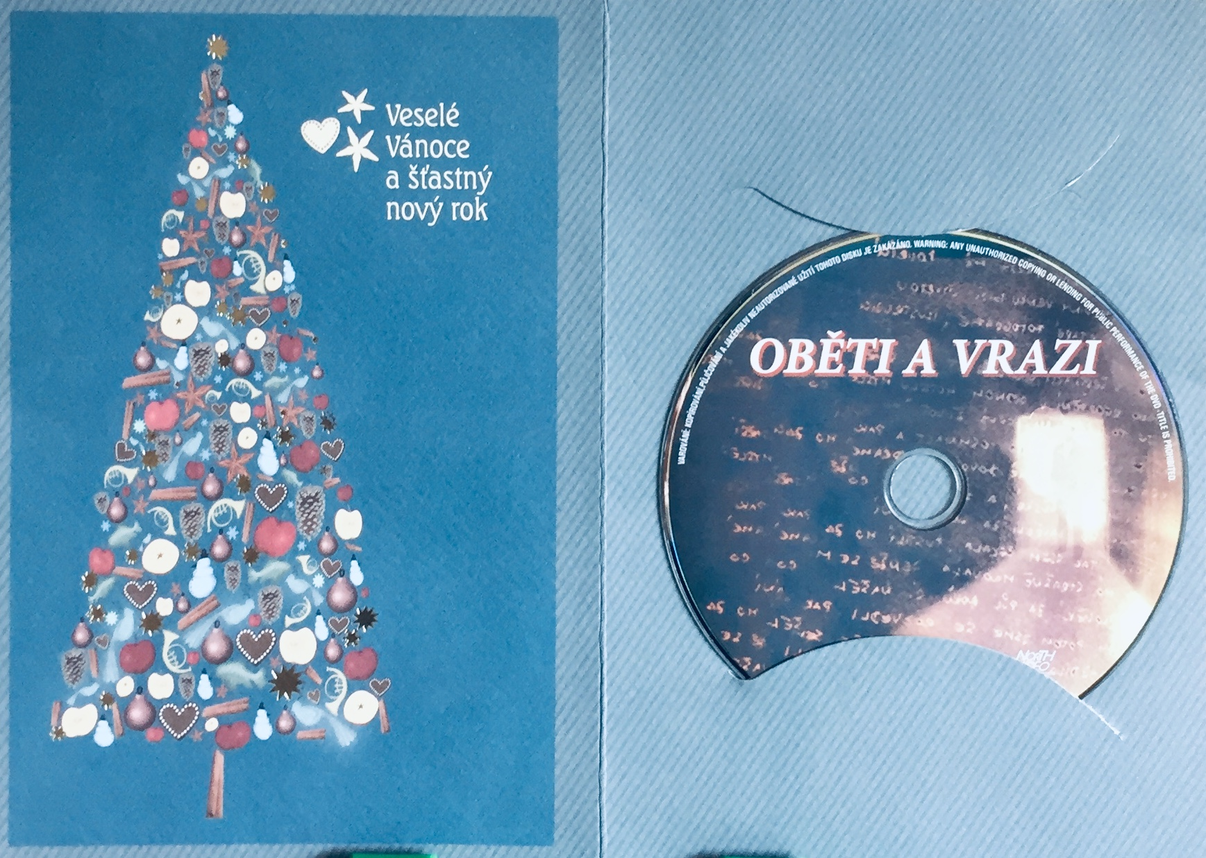 Oběti a vrazi - DVD /dárkový obal/