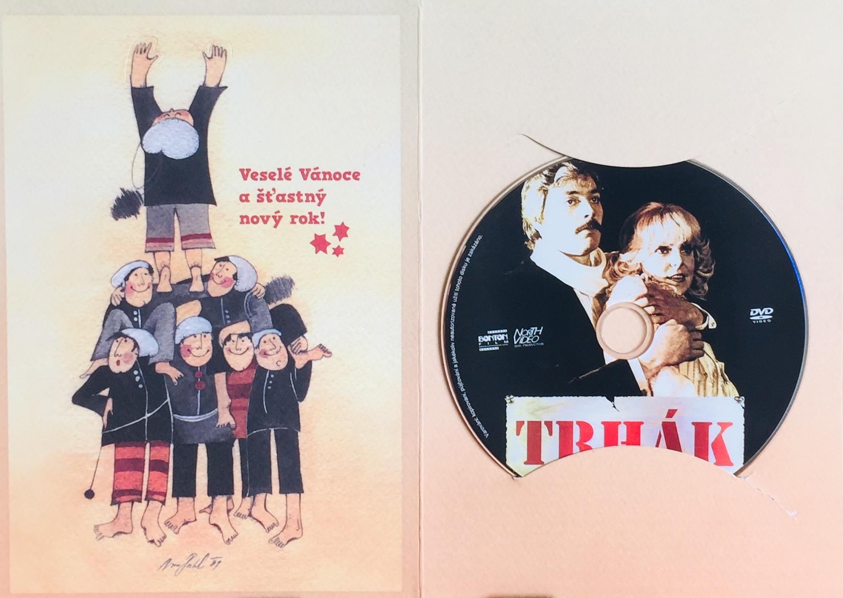 Trhák - DVD /dárkový obal/