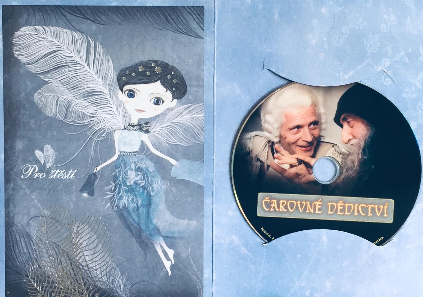 Čarovné dědictví - DVD /dárkový obal/