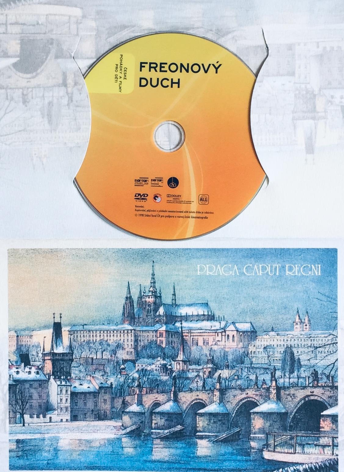 Freonový duch - DVD /dárkový obal/