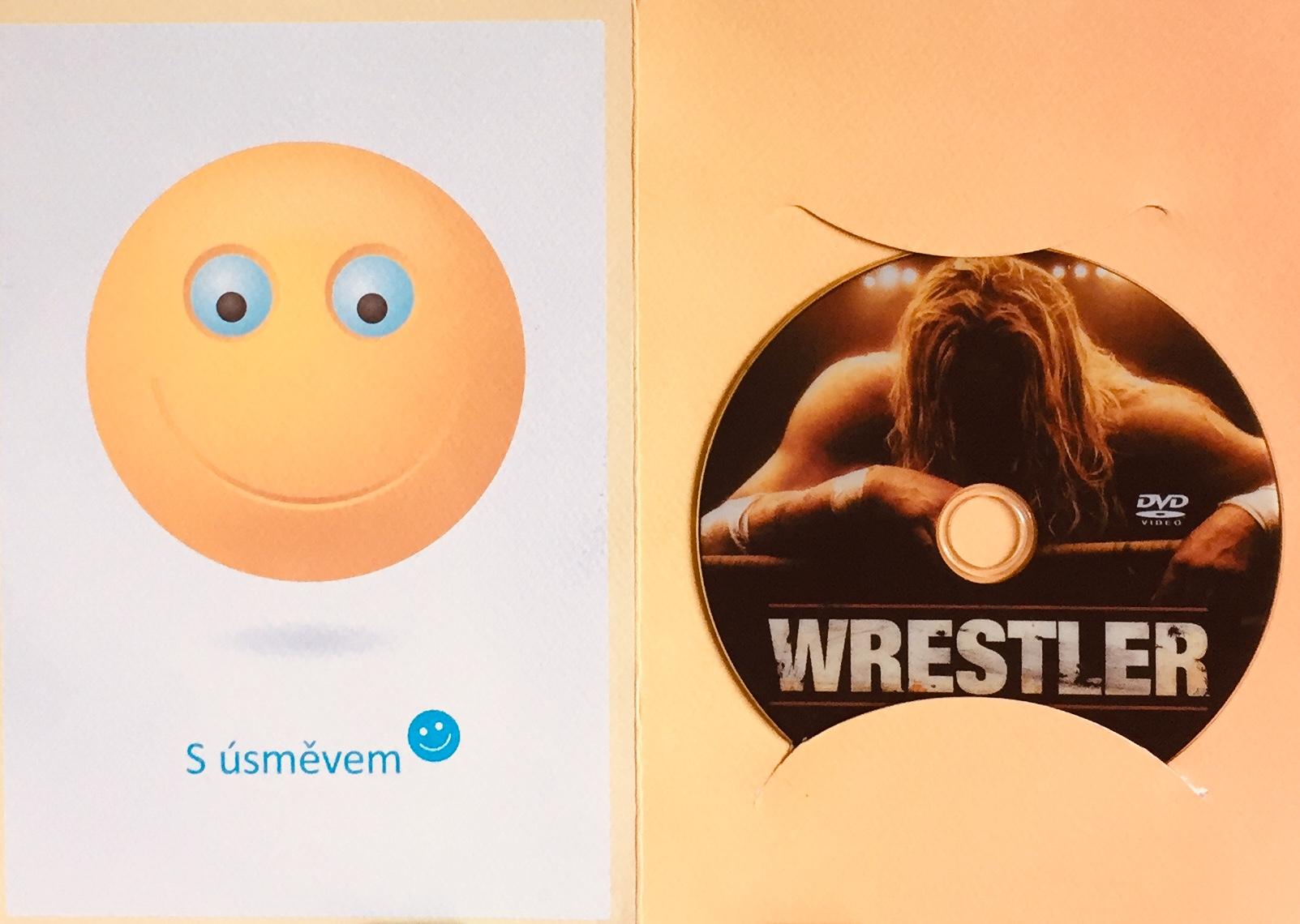 Wrestler - DVD /dárkový obal/