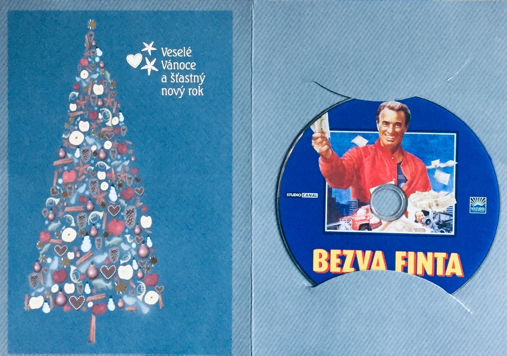 Bezva finta - DVD /dárkový obal/