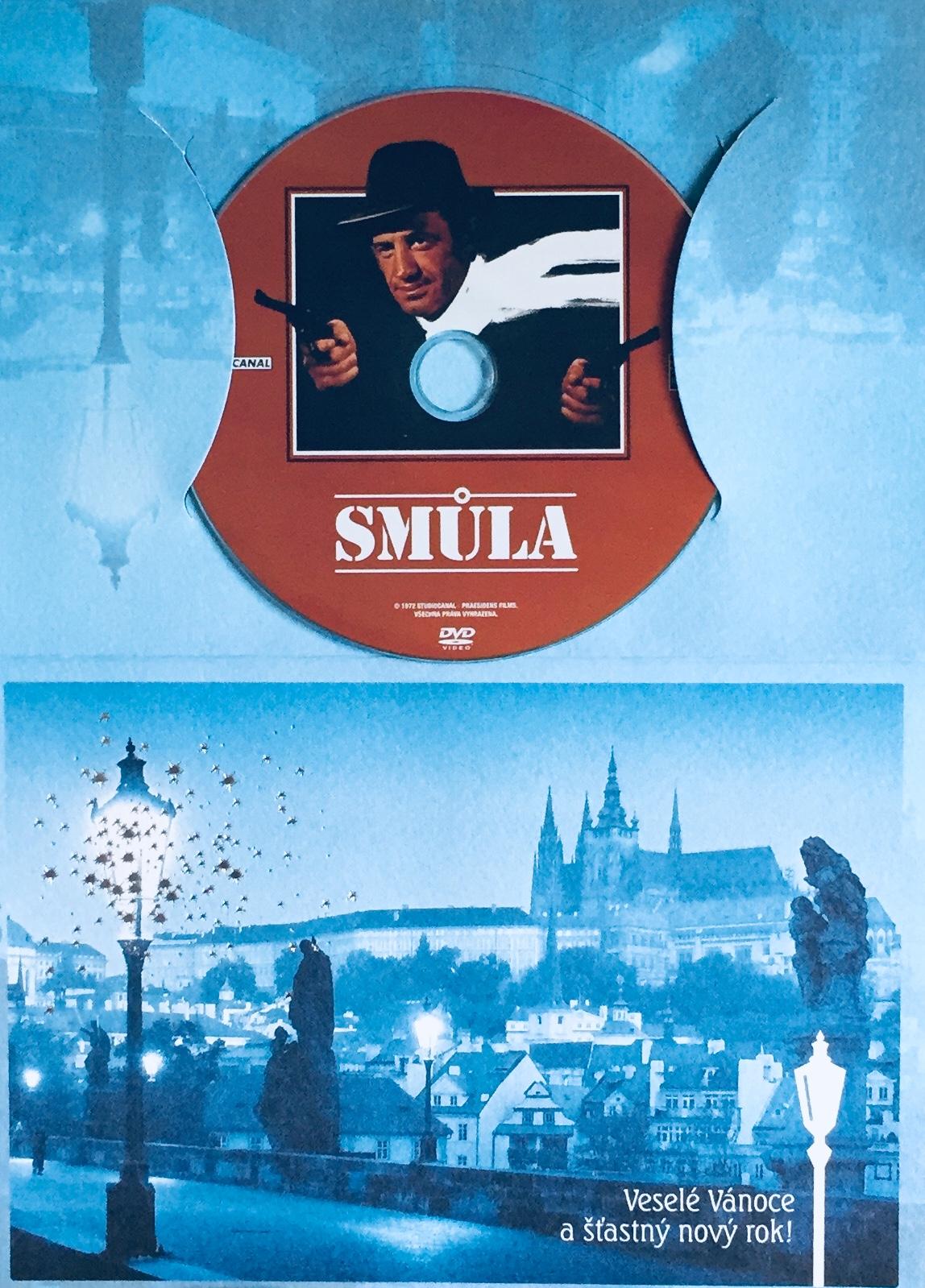 Smůla - DVD /dárkový obal/