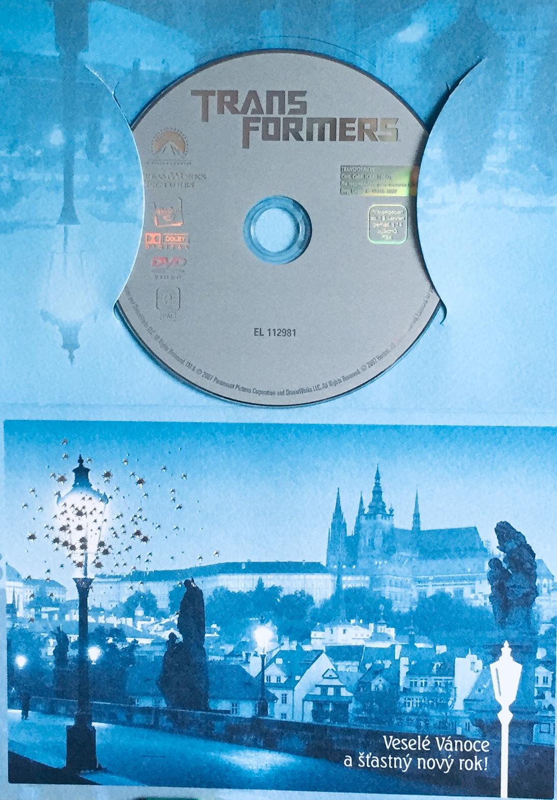Transformers - DVD /dárkový obal/