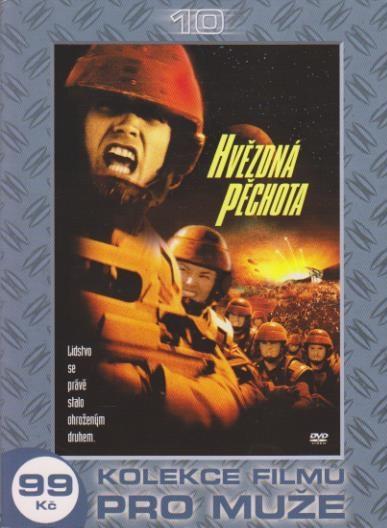 Hvězdná pěchota - DVD