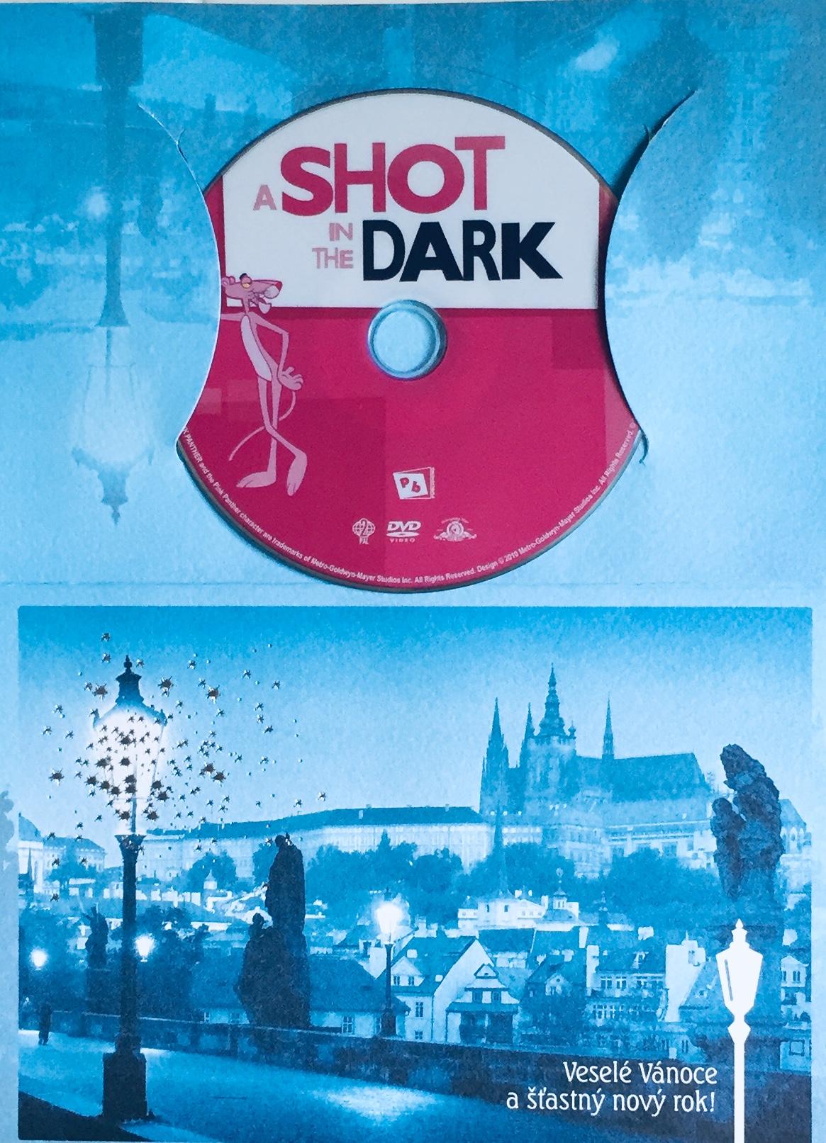 A Shot in the Dark / Komisař Clouseau na stopě - DVD /dárkový obal/