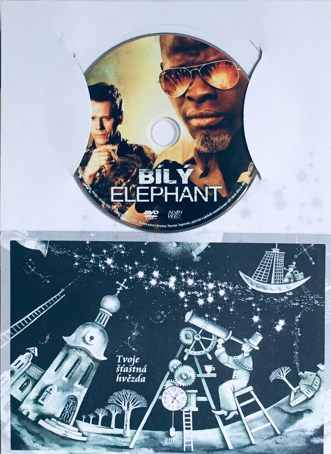 Bílý Elephant - DVD /dárkový obal/