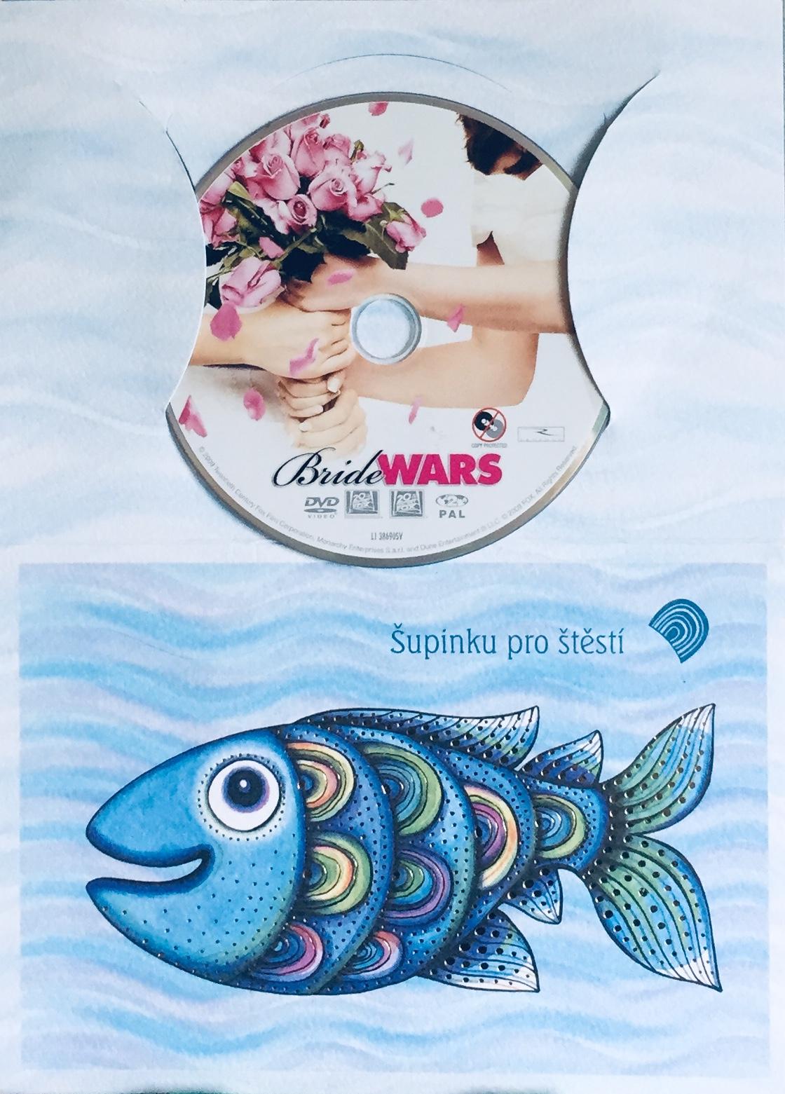 Bride Wars / Válka nevěst - DVD /dárkový obal/