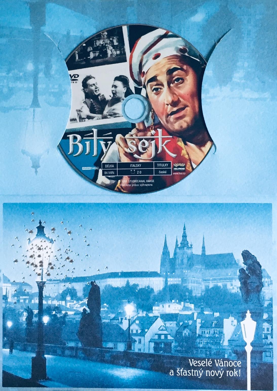 Bílý Šejk - DVD /dárkový obal/