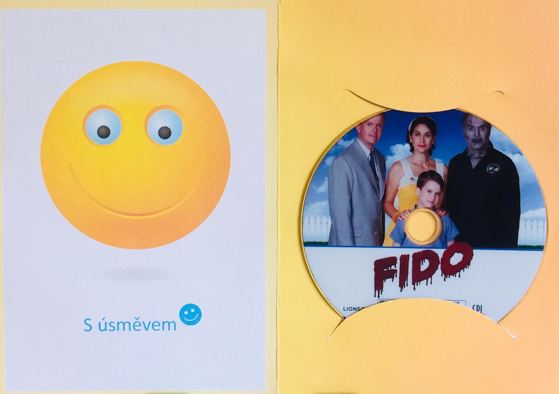 Fido - DVD /dárkový obal/