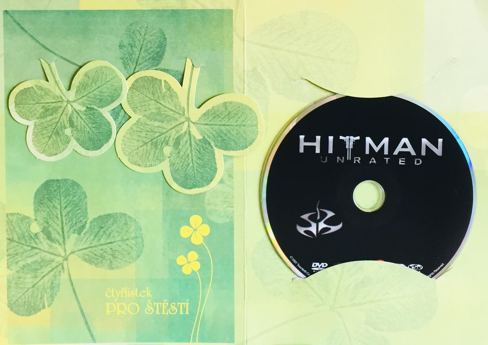 Hitman - DVD /dárkový obal/