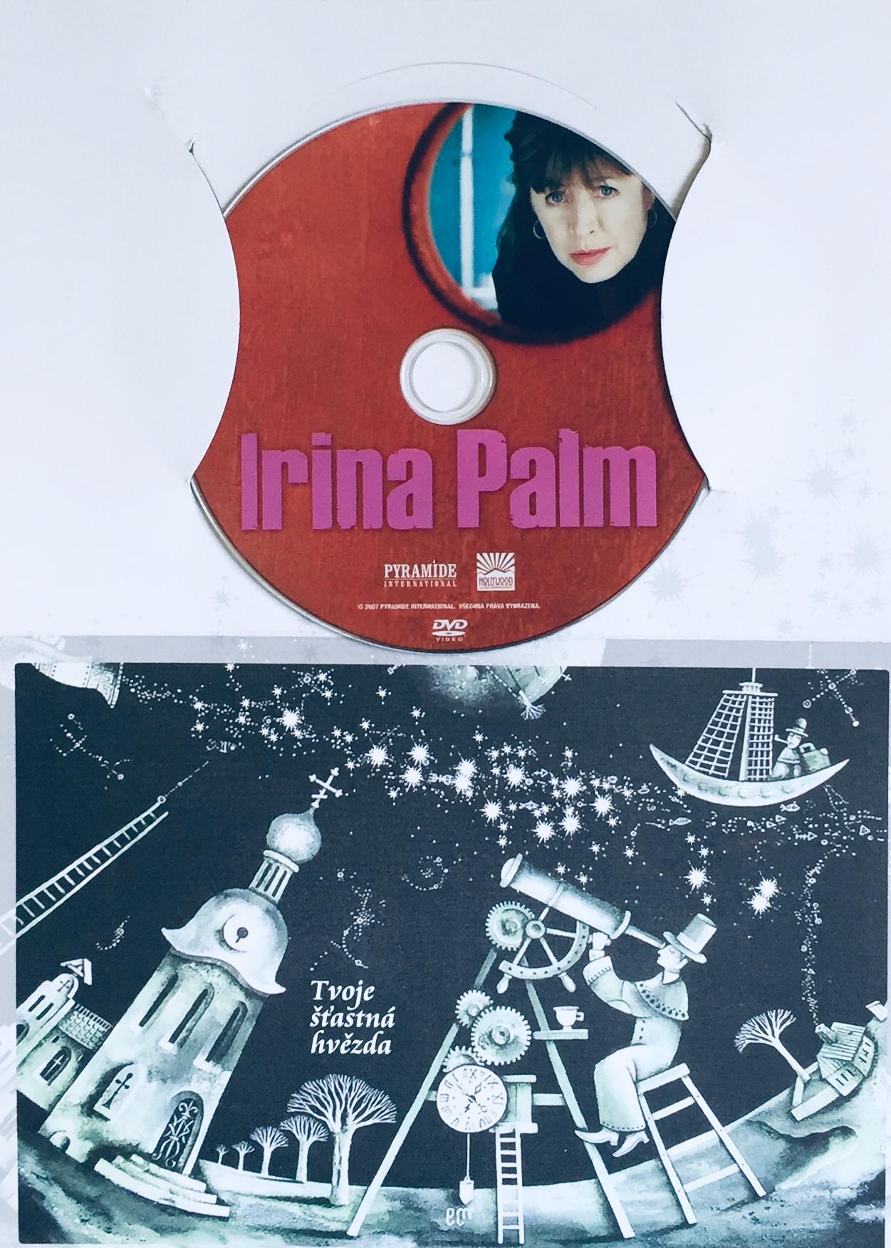 Irina Palm - DVD /dárkový obal/