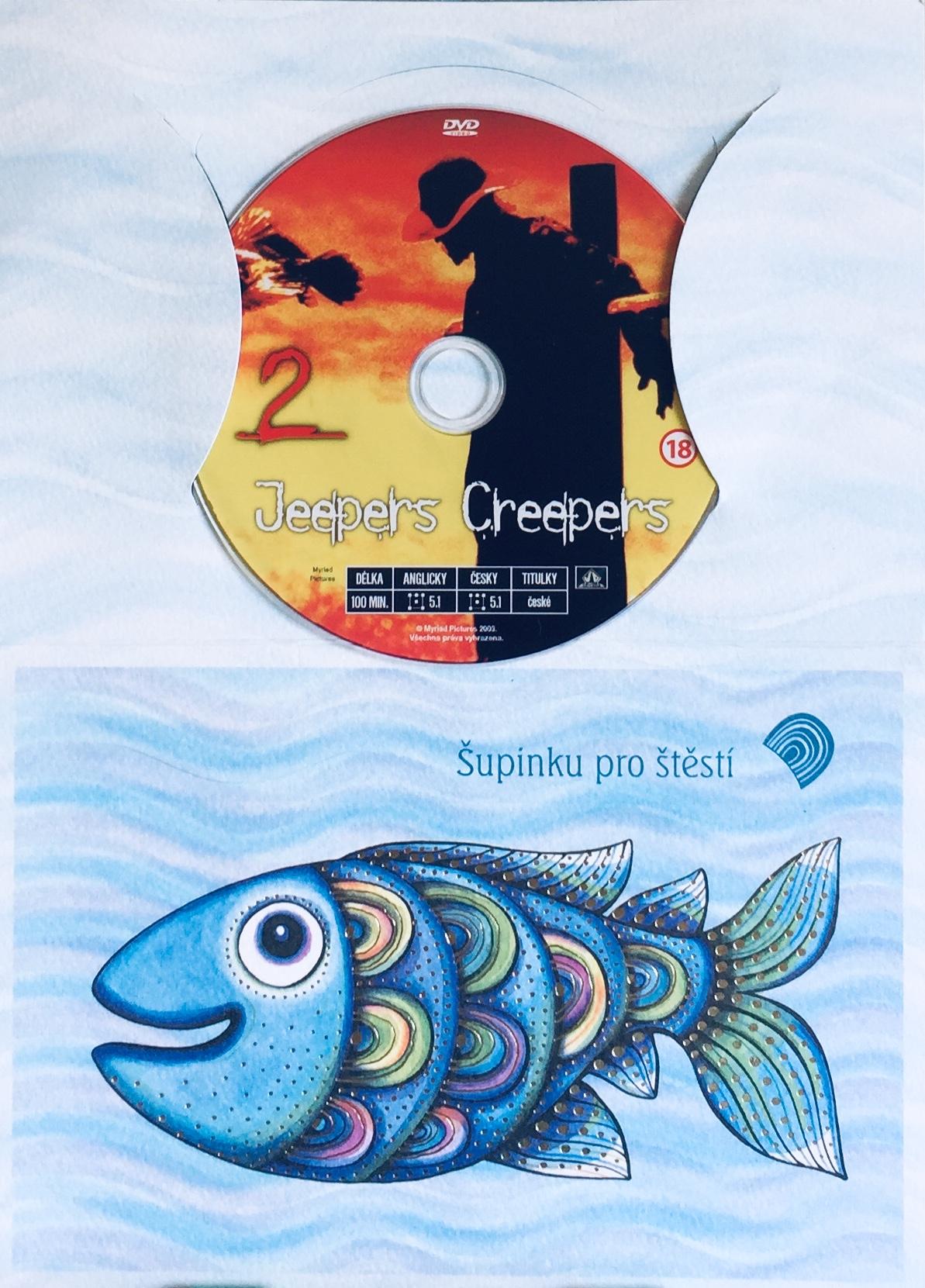 Jeepers Creepers 2 - DVD /dárkový obal/
