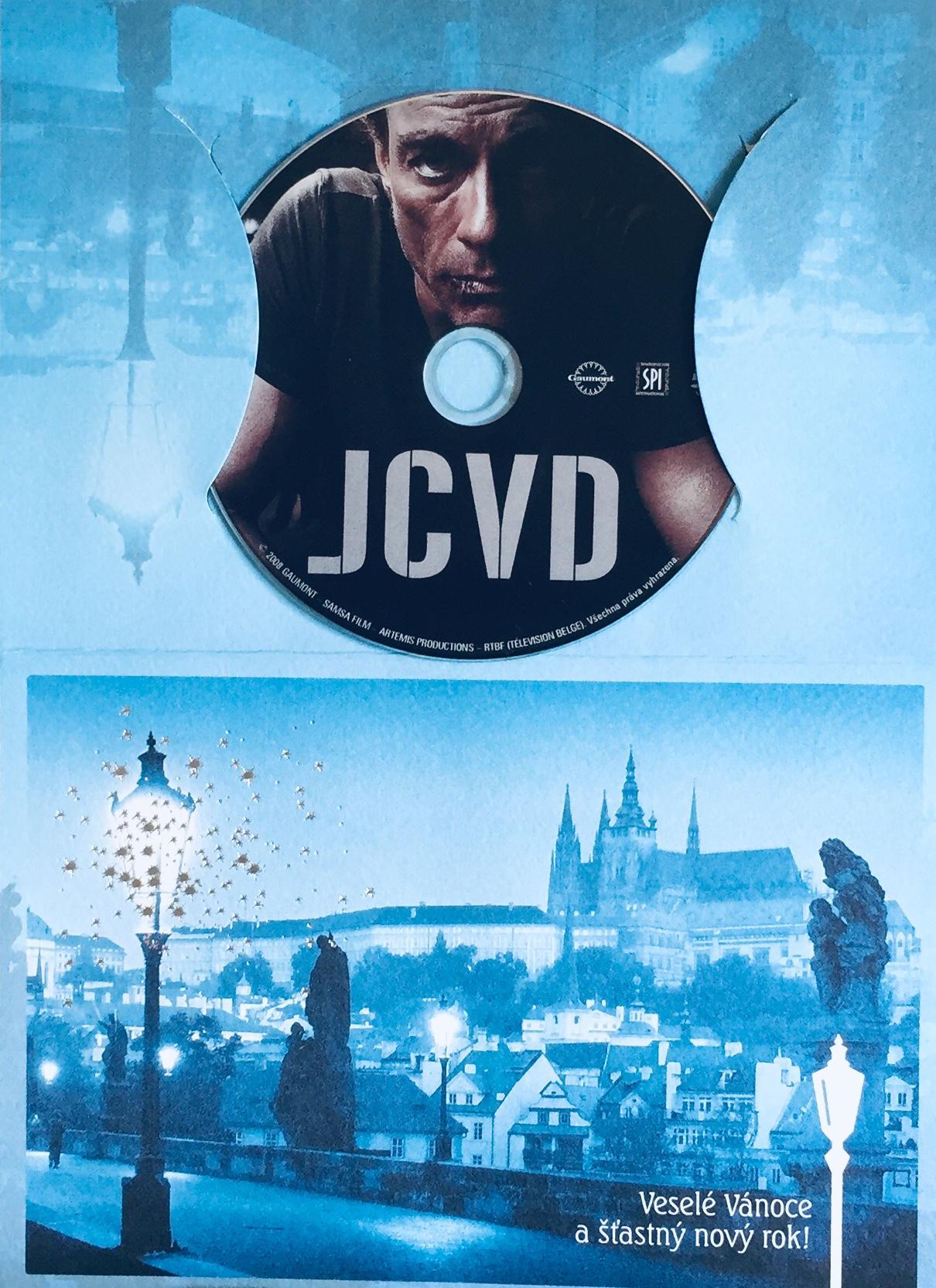 JCVD - DVD /dárkový obal/