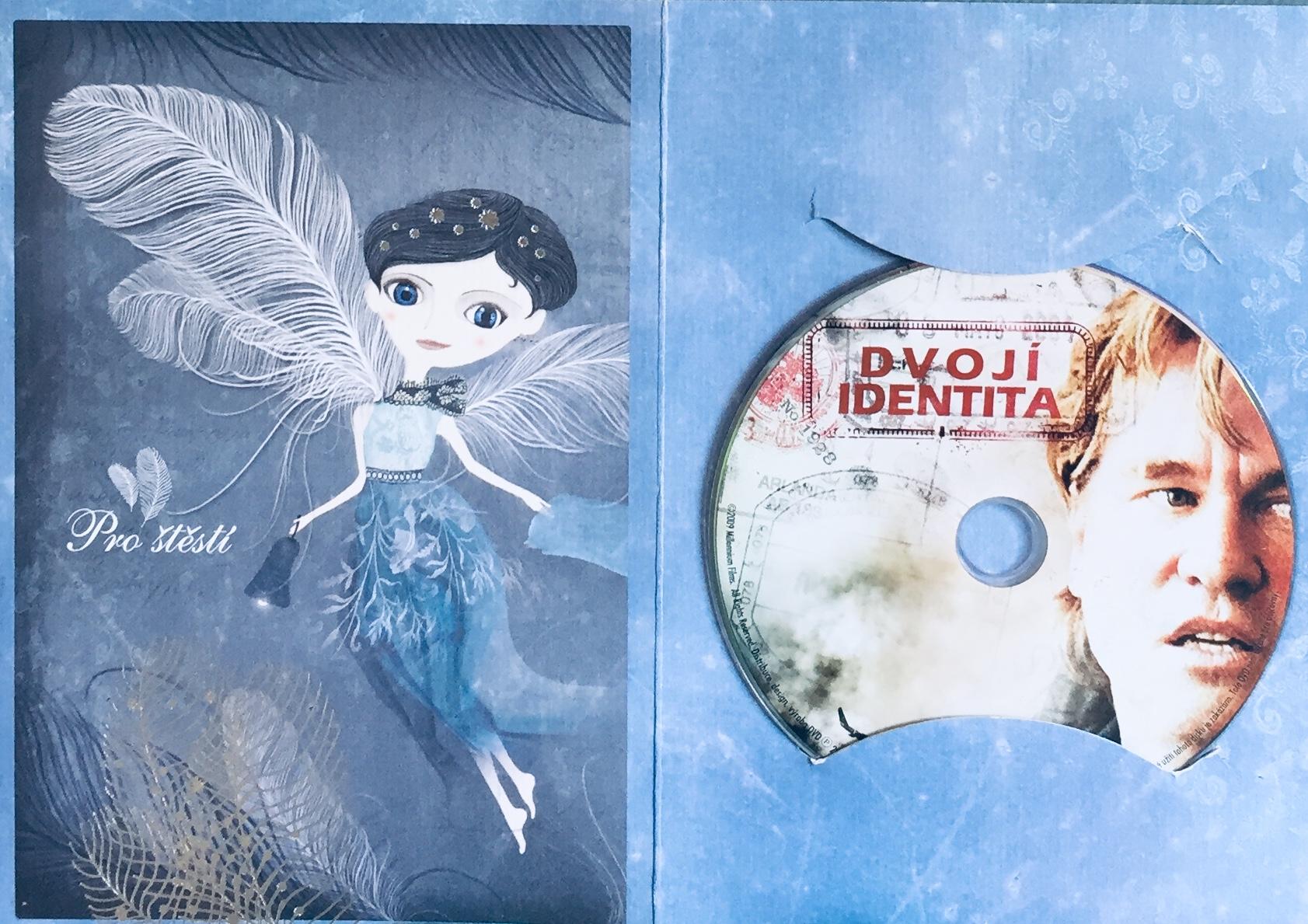 Dvojí identita - DVD /dárkový obal/