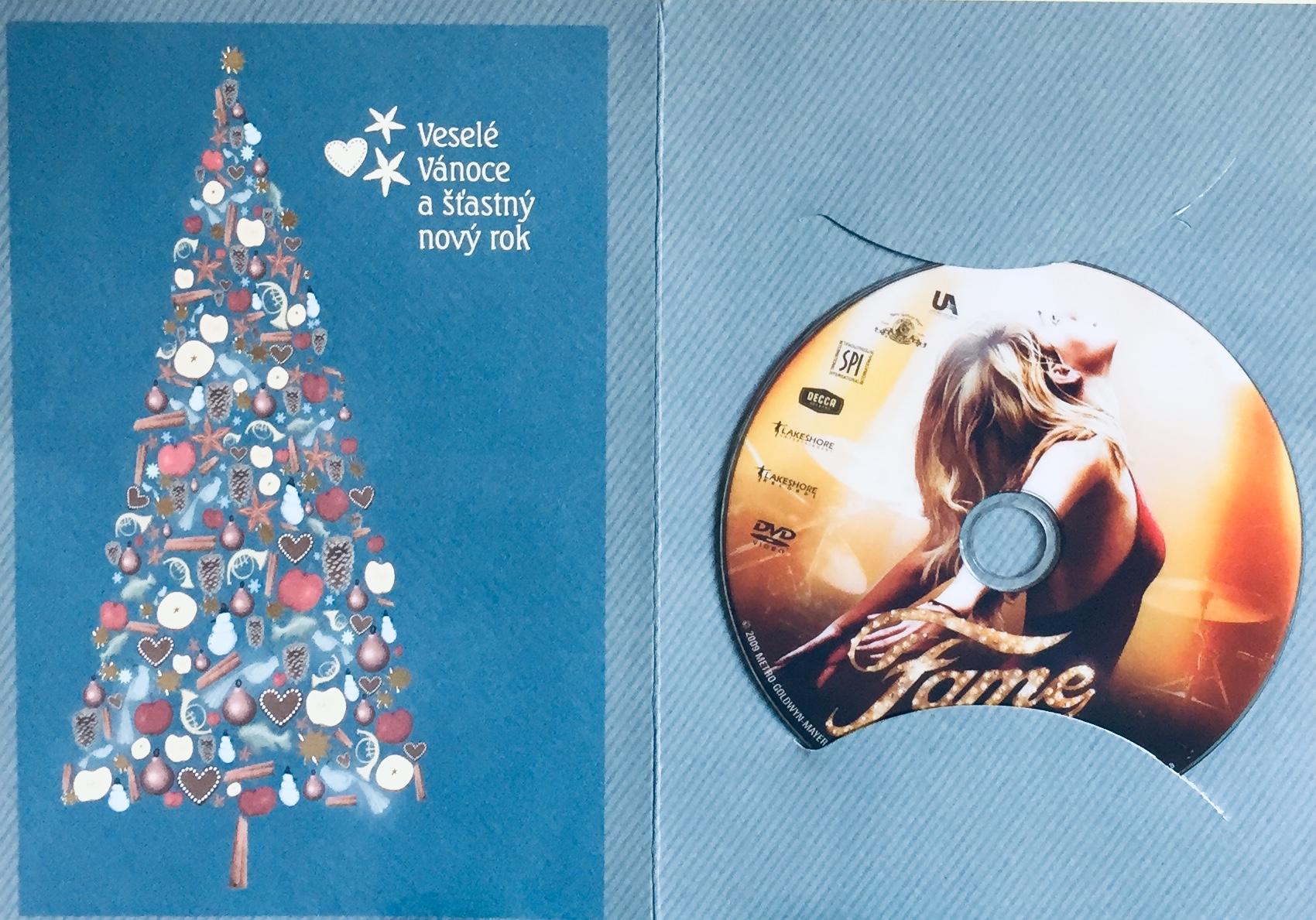 Fame - Cesta za slávou - DVD /dárkový obal/