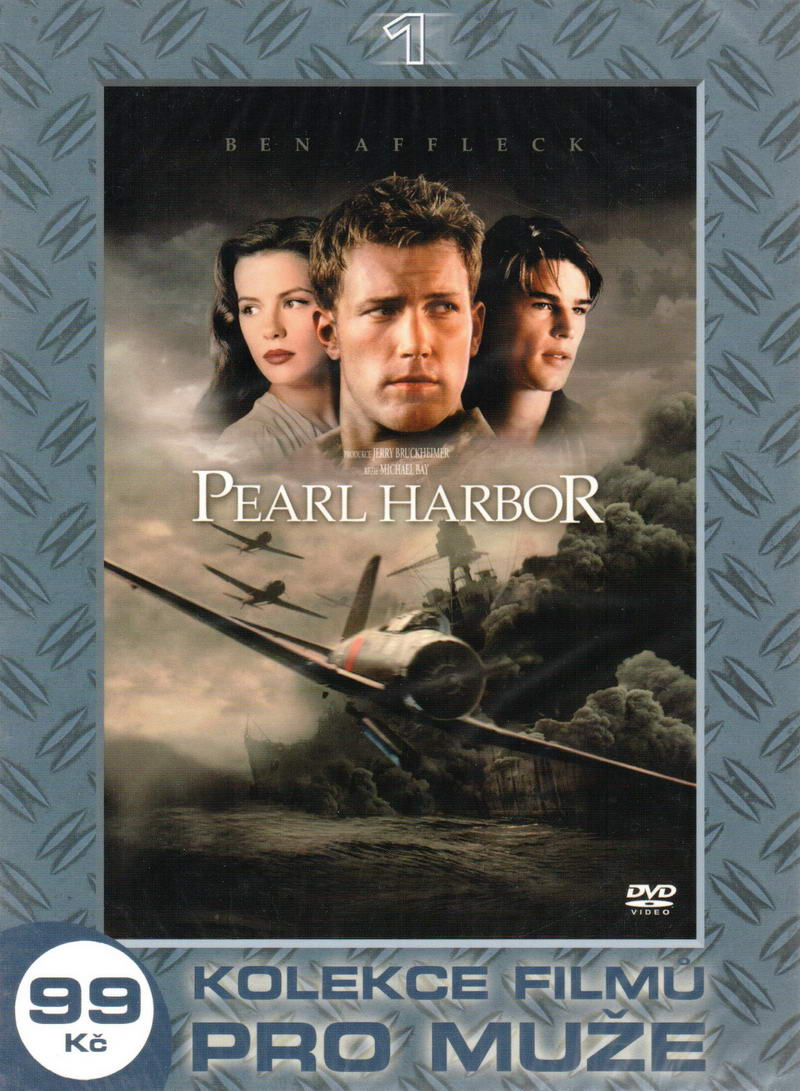 Pearl Harbor - DVD digipack