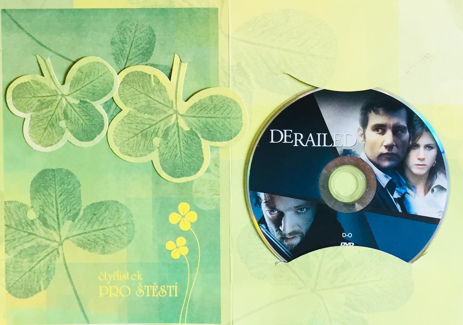 Derailed / Hra s nevěrou - DVD /dárkový obal/