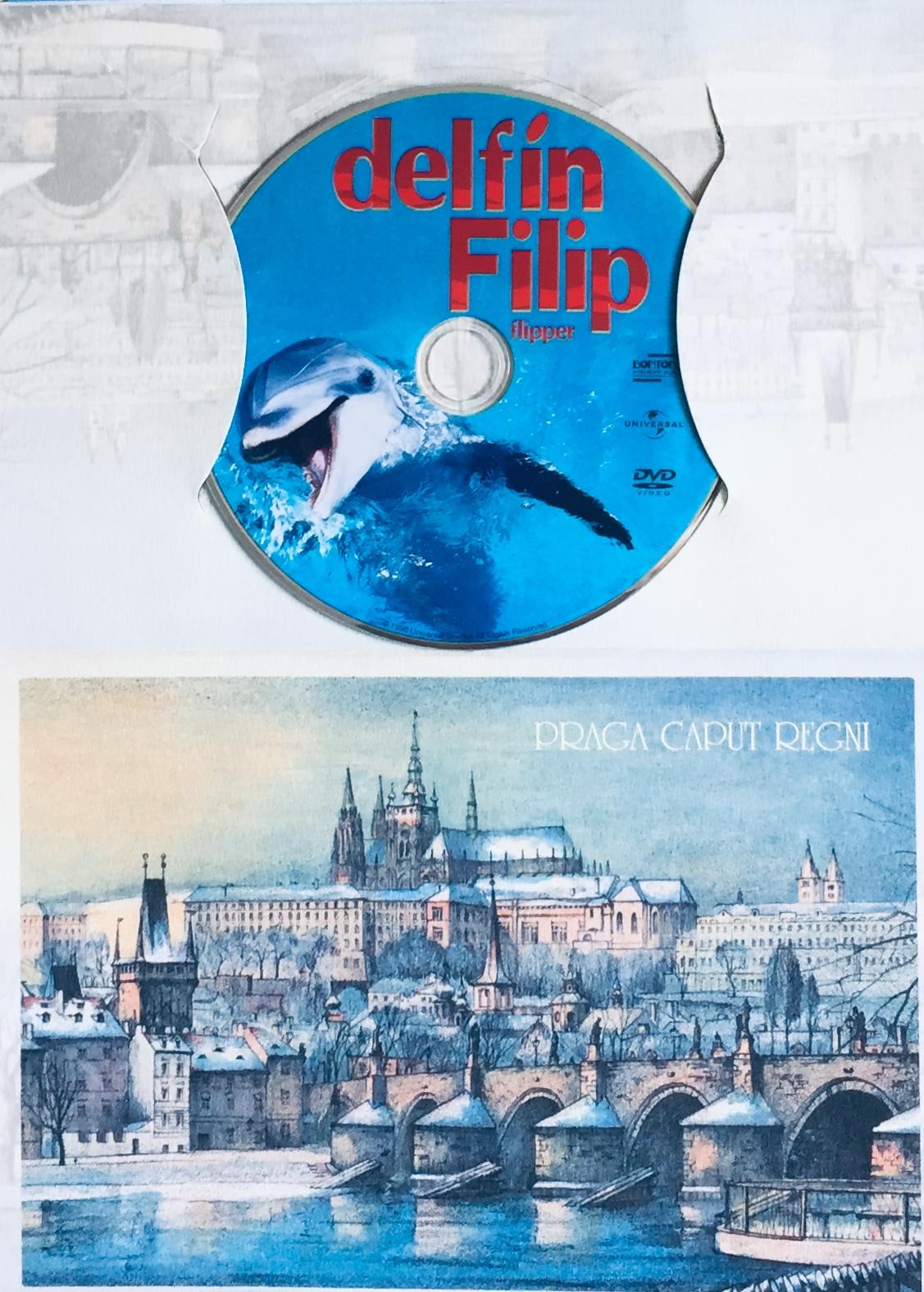 Delfín Filip - DVD /dárkový obal/