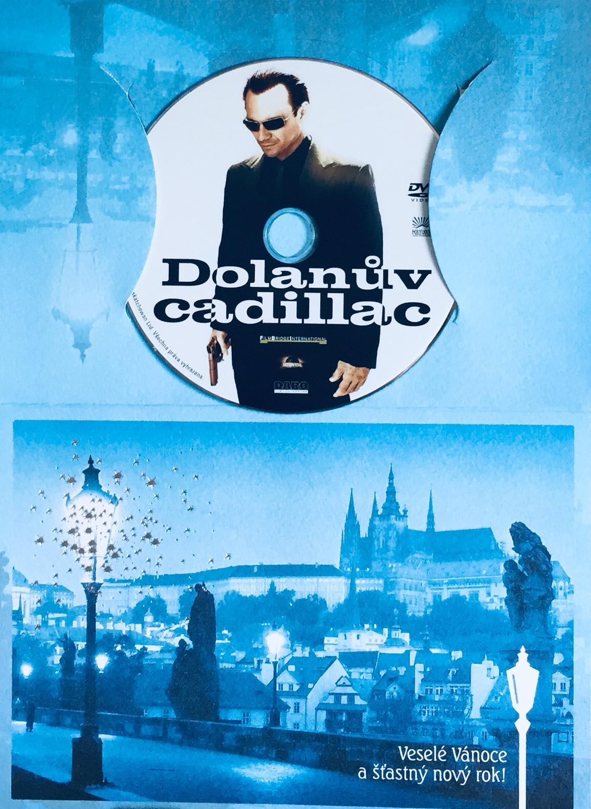 Dolanův cadillac - DVD /dárkový obal/