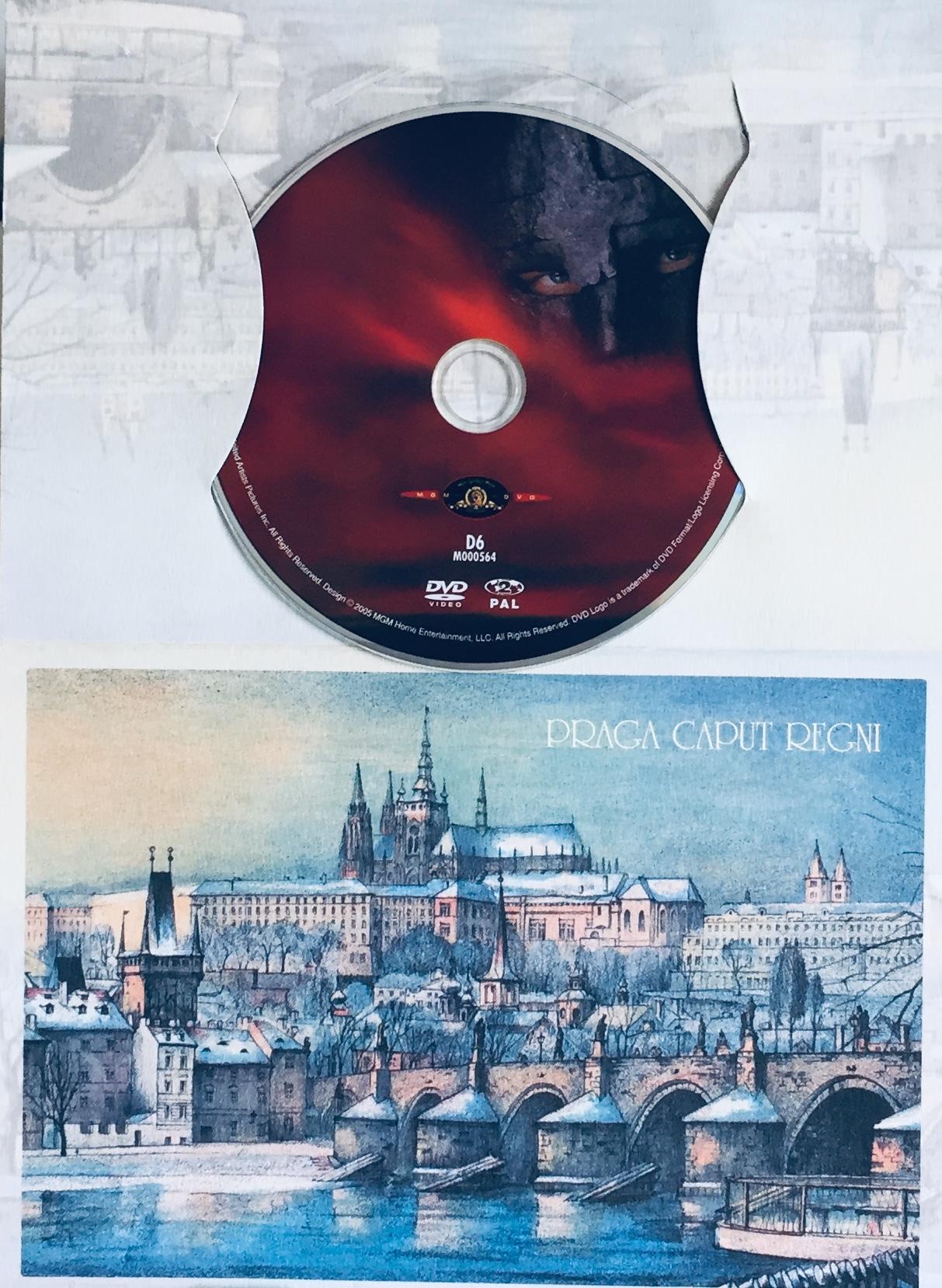 The Man in the Iron Mask / Muž se železnou maskou - DVD /dárkový obal/