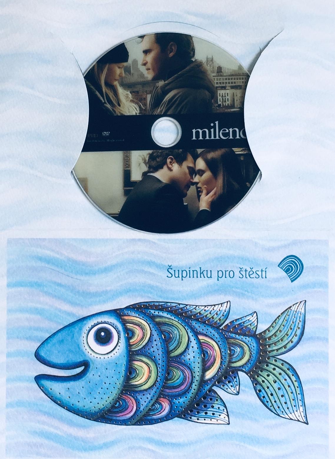 Milenci - DVD /dárkový obal/