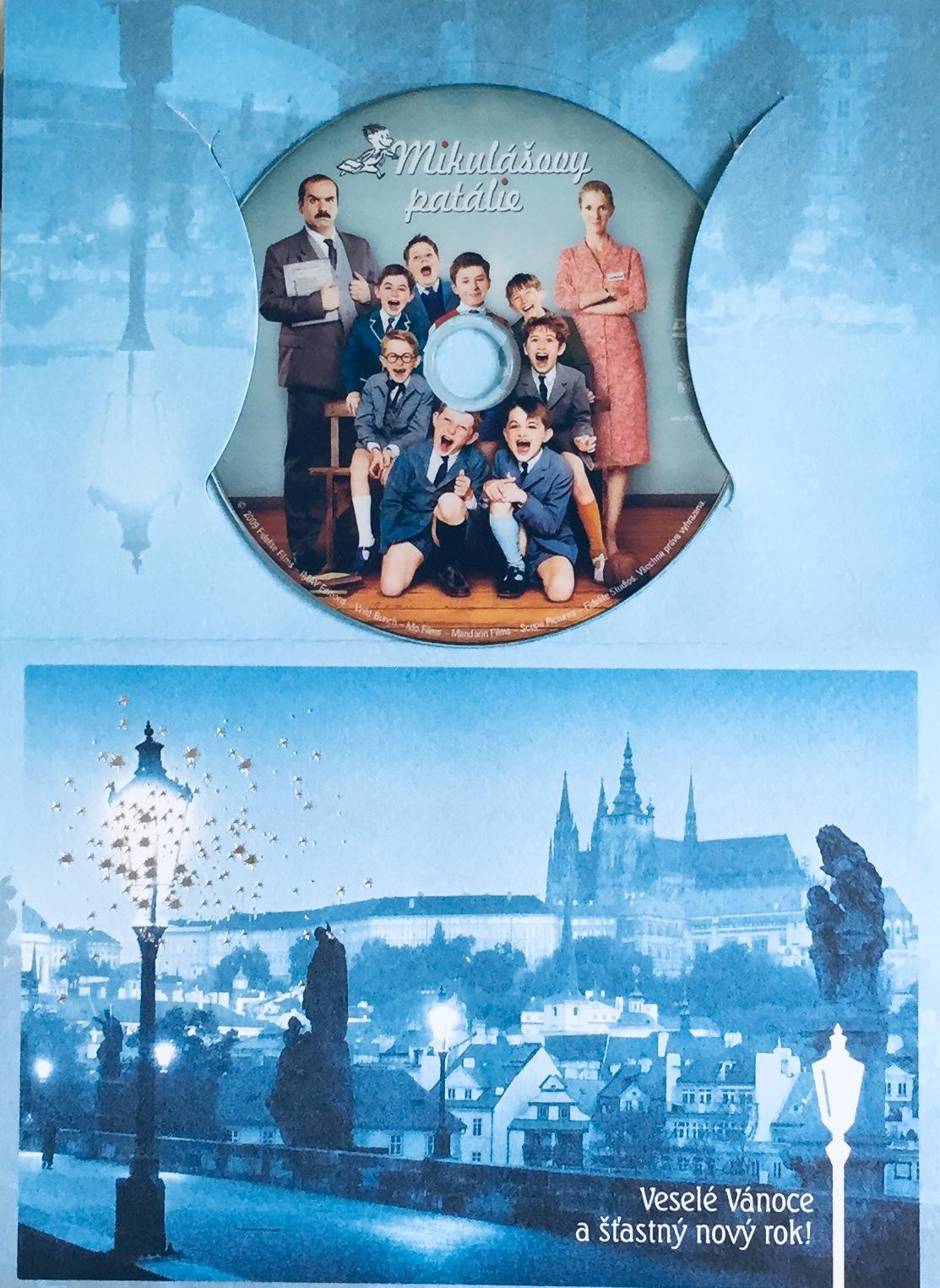 Mikulášovy patálie - DVD /dárkový obal/