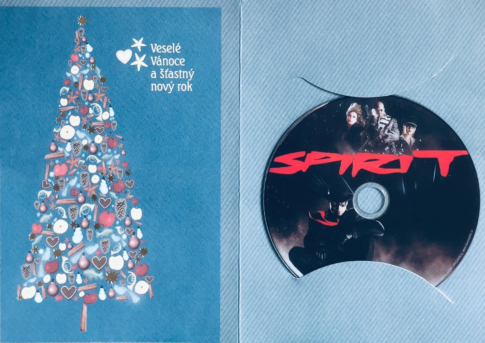 Spirit - DVD /dárkový obal/