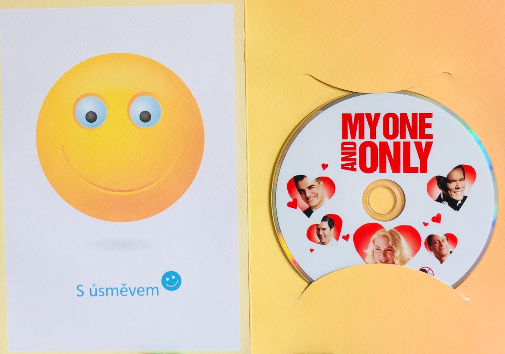 My One and Only / Můj milý, můj drahý - DVD /dárkový obal/