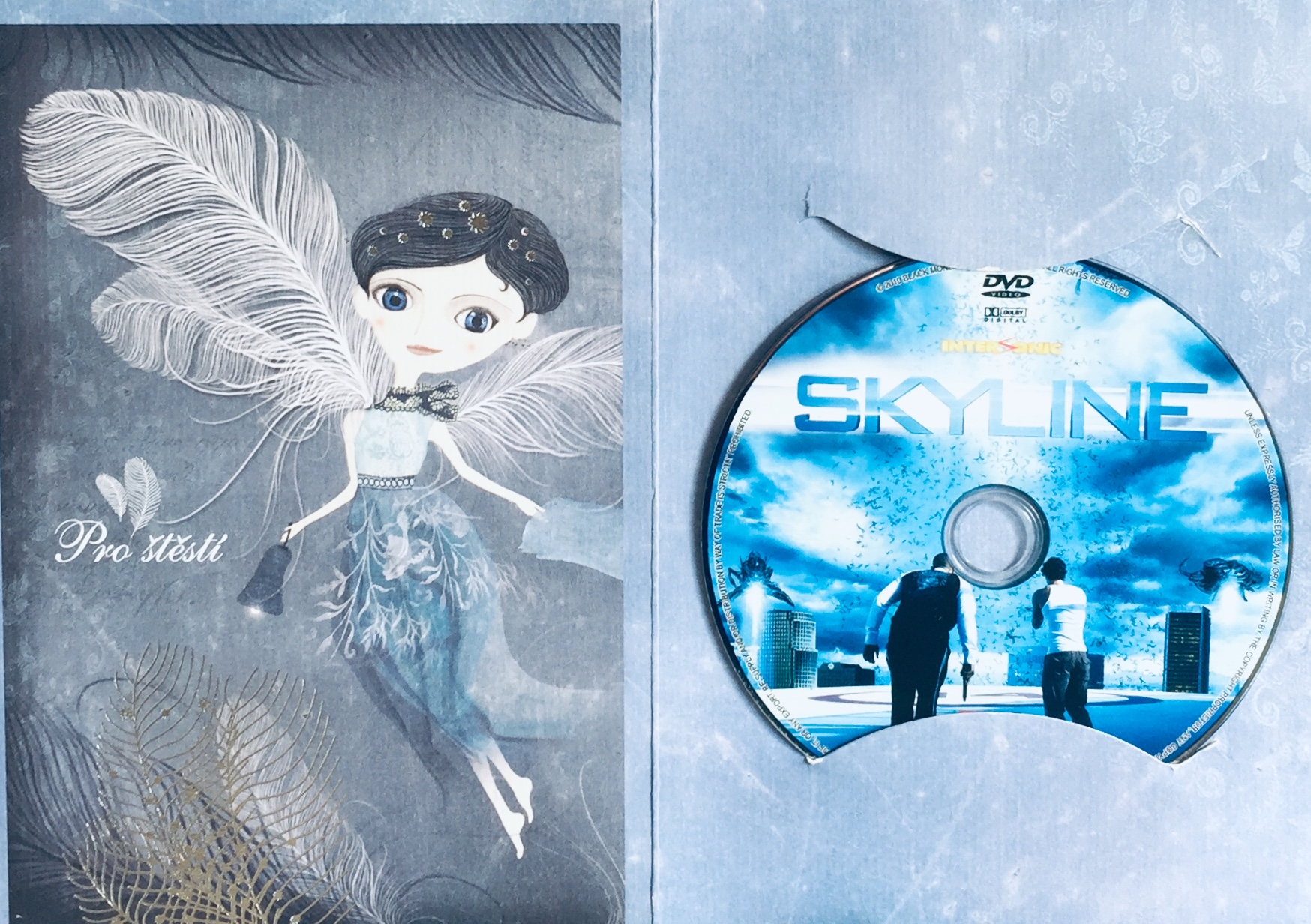 Skyline - DVD /dárkový obal/