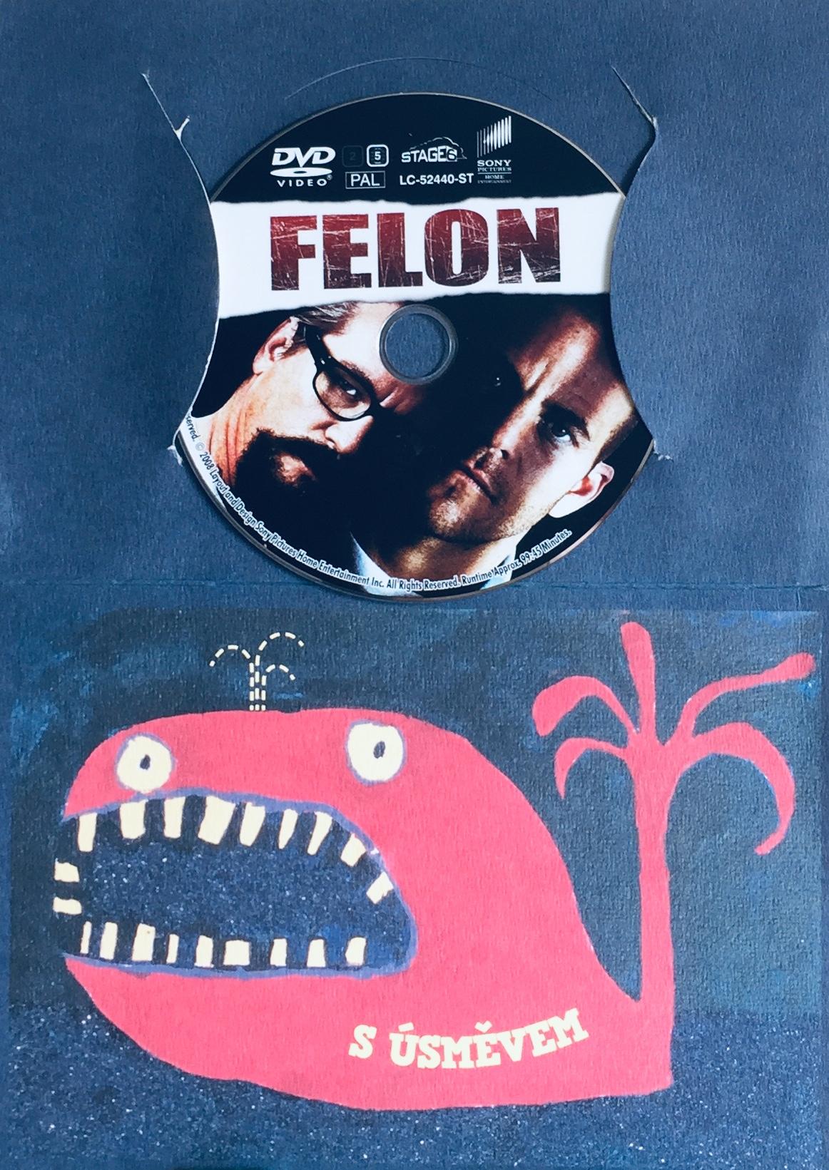 Felon / Zločinec - DVD /dárkový obal/