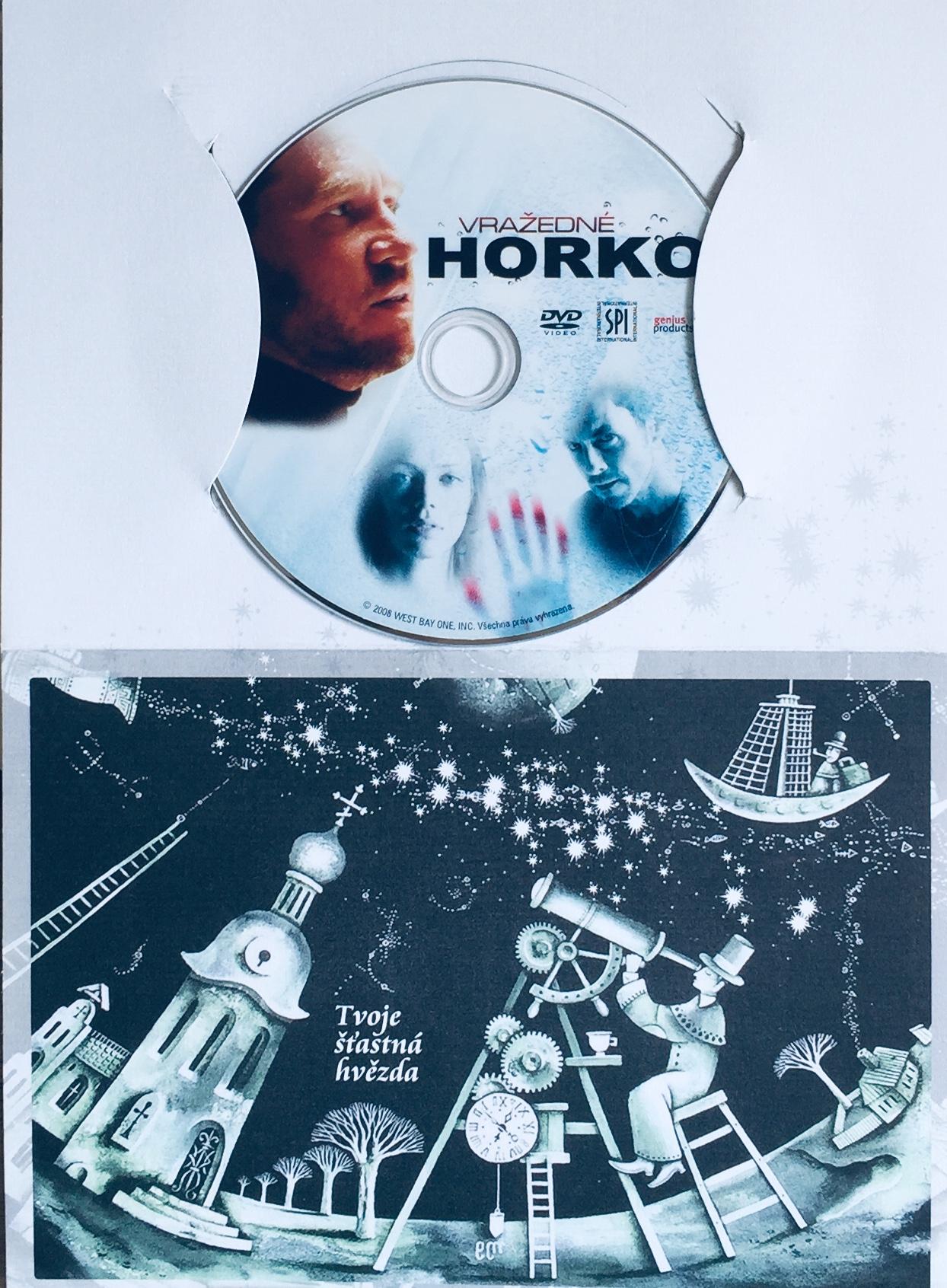 Vražedné horko - DVD /dárkový obal/